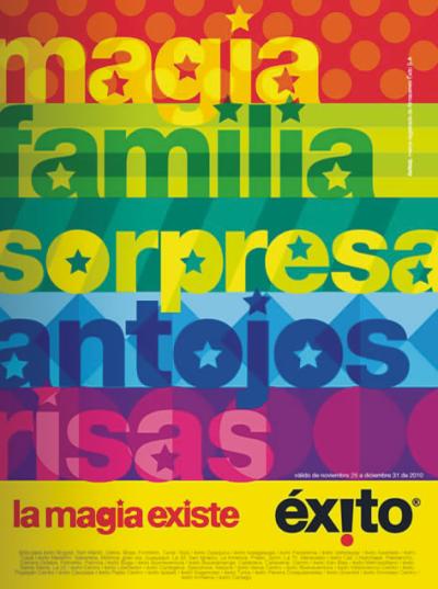 Catálogo de productos de Éxito.