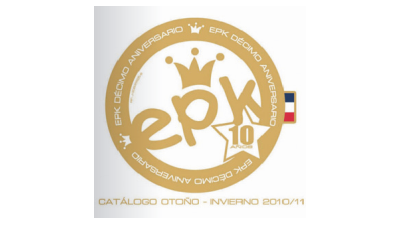 Catálogo EPK