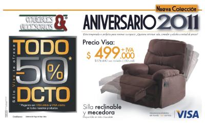 Catálogo de Colección 2011 Muebles y Accesorios