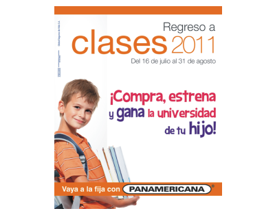 Catálogo Panamericana